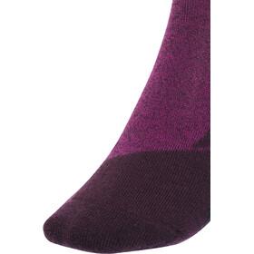 Falke TK2 Wool Trekking Sokken Dames, burgundy